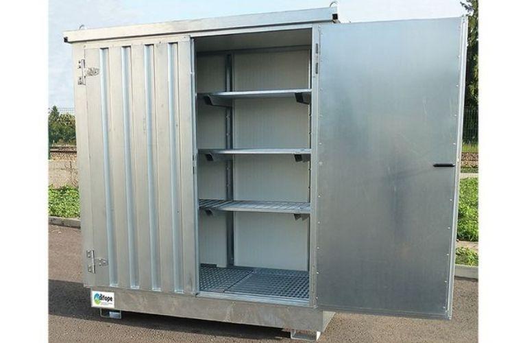 armoire phytosanitaire de sécurité